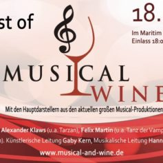 Best of Musical and Wine 2017