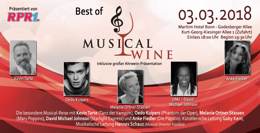 Best of Musical and Wine 2018