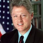 Clinton – der Präsident auf der Bühne