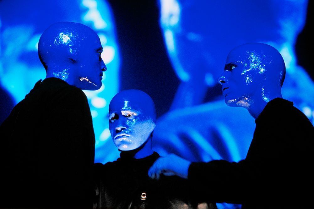 Blue Man Group Casting