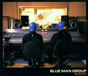 Blue Man Group CD Audio