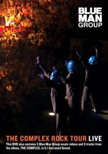 Blue Man Group DVD The Complex