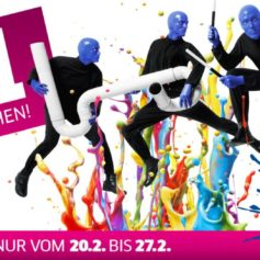 Blue Man Group Salesweek