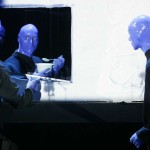 Blue Man Group Szenenmotiv