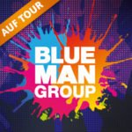 Blue Man Group Tour Logo