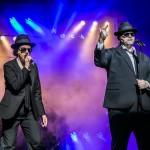 Die BLUES BROTHERS rocken Niedersachsen