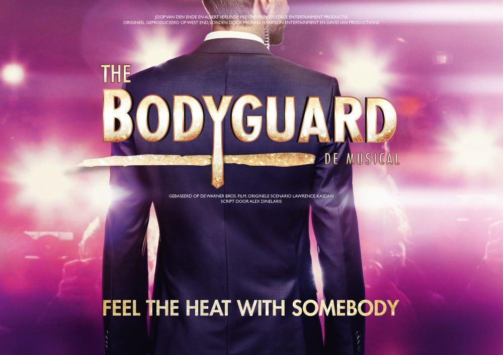 Bodygard Plakat Utrecht
