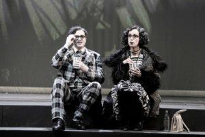 Boris Eder (Theodor Herlinger), Johanna Arrouas (Jessie Leyland)