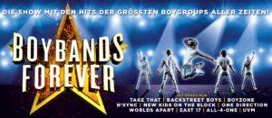 Boybands Forever Keyvisual