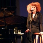 Brigitte Oelke: Record Release im Grünen Salon