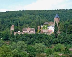 Burg Zwingenberg