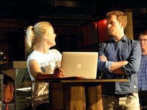Burnout Michaela Duhme und Thomas Klotz