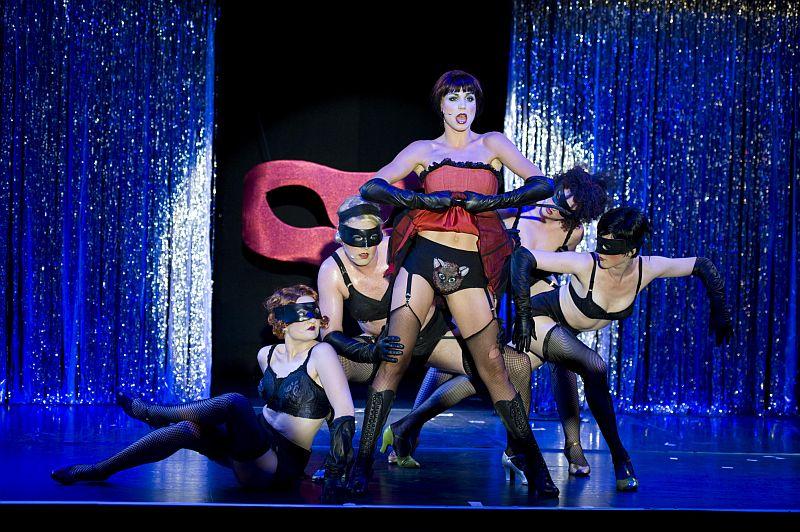 Cabaret Szenenbild