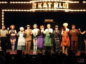 Cabaret Schlussapplaus