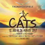 Thunerseespiele: CATS 2017 und MATTERHORN 2018