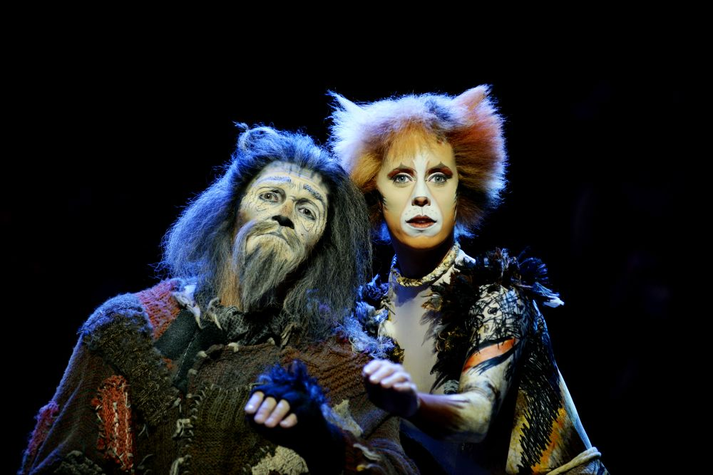 Cats Musical  Frankfurt