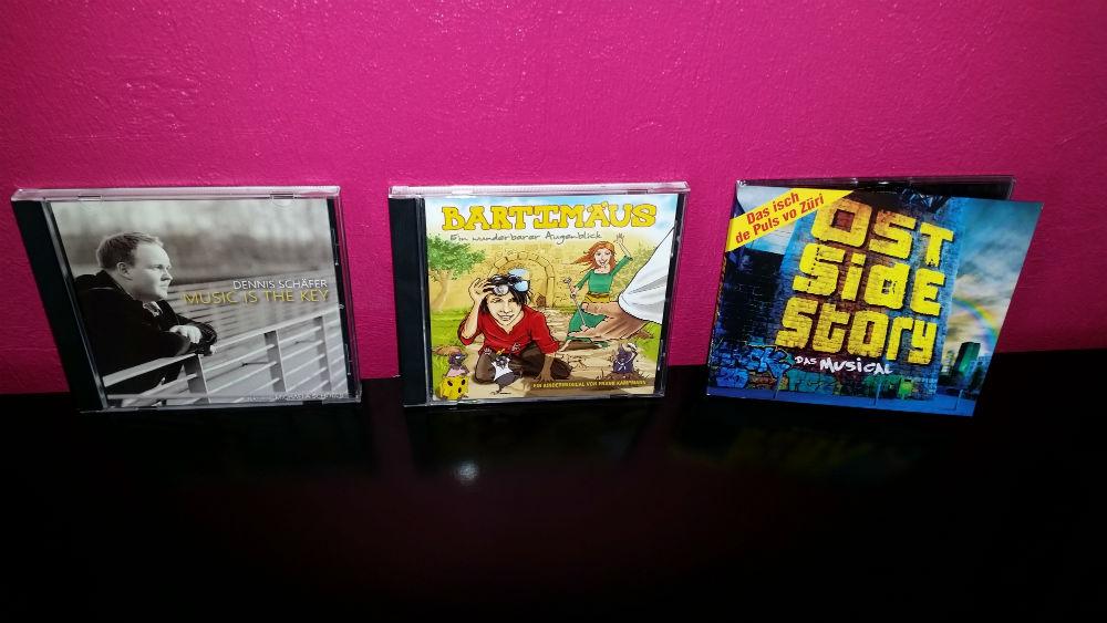 CD-Vorstellung