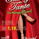 CHARLEY´S TANTE – das Comedy-Musical im Wiener Metropol