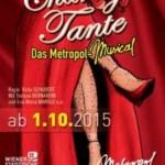 CHARLEY´S TANTE – das Comedy-Musical im Wiener Metropol