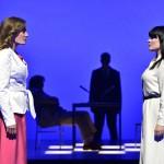 Florence und Svetlana