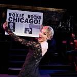 Roxie und ihr erster Zeitungsartikel