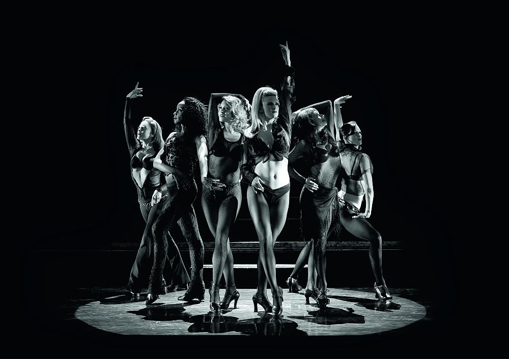 Chicago Tänzerinnen