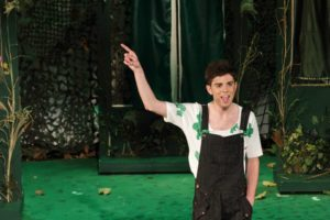 Christopher Green im Musical INTO THE WOODS