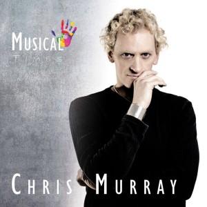 Die neue Solo-CD von Chris Murray
