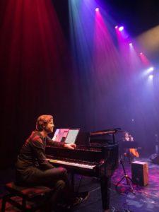 Chr. Frank als Pianist bei Musical Melodies