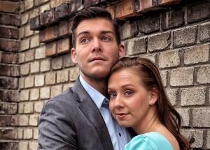 Christoph Apfelbeck mit Daniela Lehner