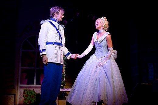 Cinderella und der Prinz