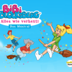 Bibi Blocksberg Alles wie verhext Bibi Blocksberg auf dem Besen