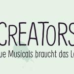Finale des CREATORS Wettbewerb: Vorverkauf gestartet