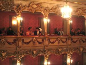 Cuvilliés Theater München