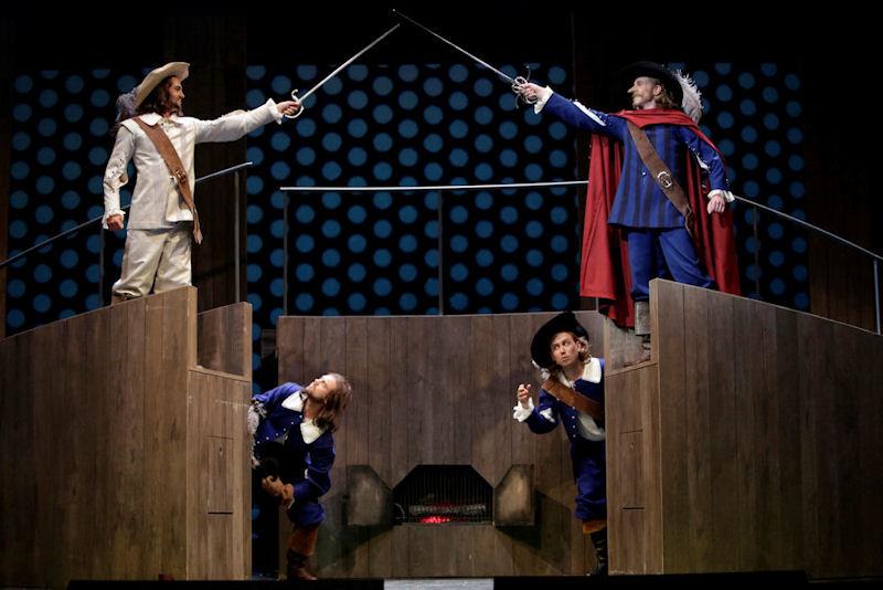 Cyrano im Stadttheater Bielefeld