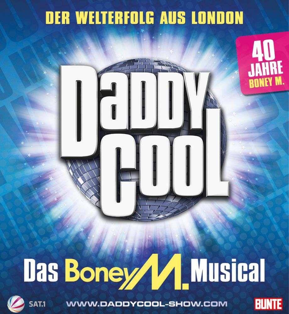 Daddy Cool Logo
