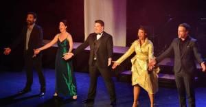 Darsteller der Benefiz Musical Gala