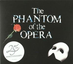 Das Phantom der Oper CD englisch