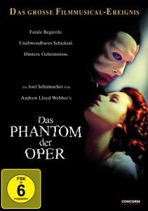 Das Phantom der Oper DVD Film