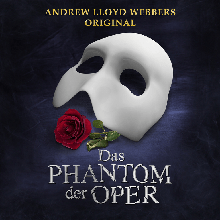 Das Phantom der Oper Logo