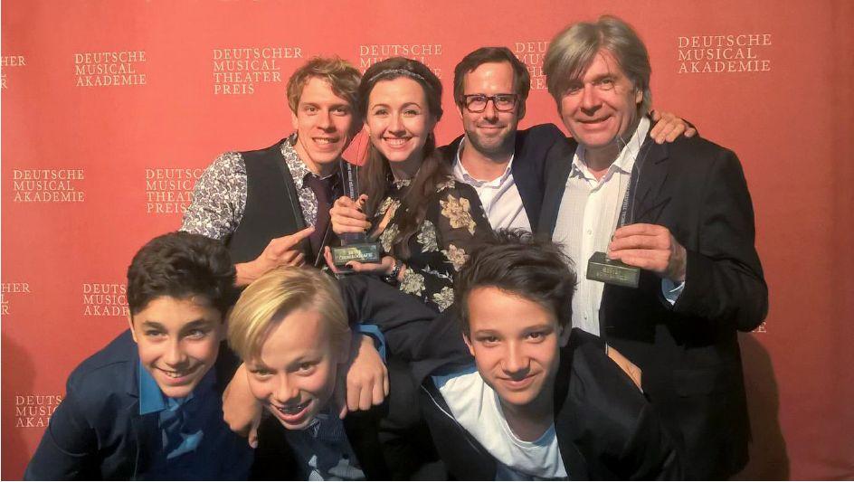 Der Deutsche Musical Theater Preis 2015 Die Große Zeremonie Musical1
