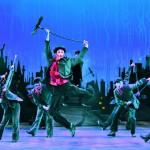 David Boyd als Bert Mary Poppins