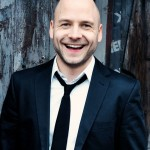David Arnsperger spielt das PHANTOM bei der Oberhausen-Premiere