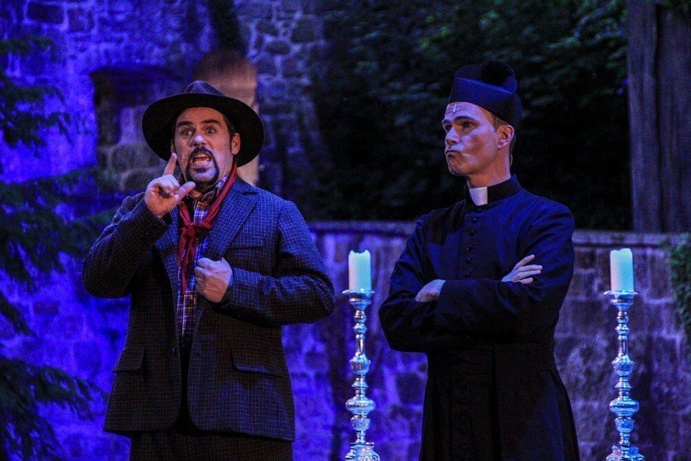 Don Camillo & Peppone - Stanke und Borchert
