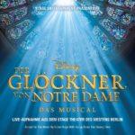 Nun auf CD: DER GLÖCKNER VON NOTRE DAME