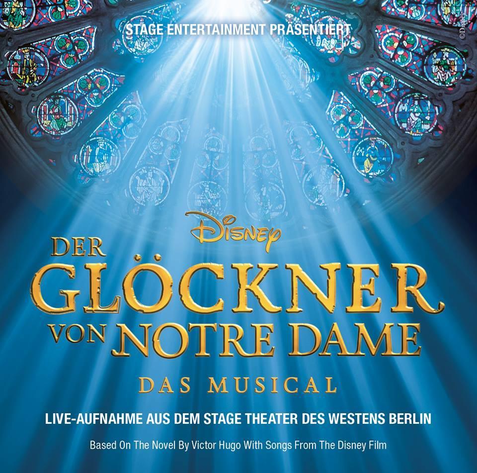 Der Glöckner von Notre Dame auf CD