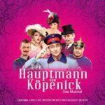 HAUPTMANN VON KÖPENICK – Opening Night in Berlin