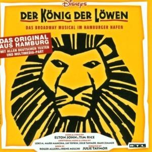 Der König der Löwen CD deutsch