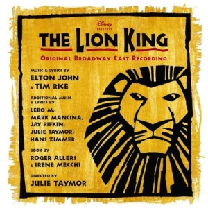 Der König der Löwen CD englisch