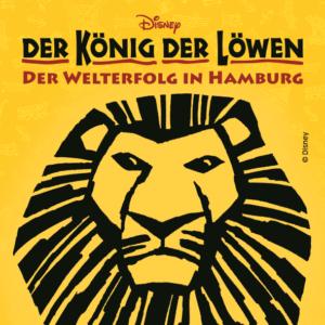 Der König der Löwen Logo